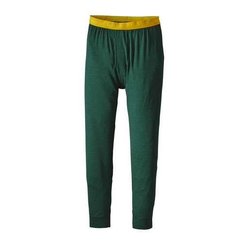 Patagonia Men's Capilene® Thermal Weight Bottoms Legend Green M