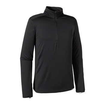 Patagonia Men's Capilene® Midweight Zip-Neck Black
