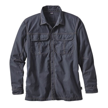 Patagonia Men's All Season Field Shirt Blue