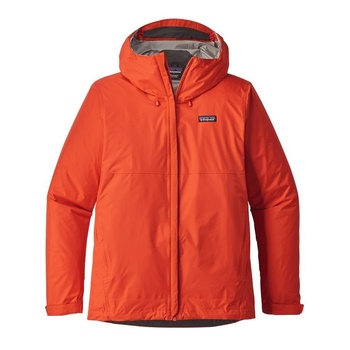 Patagonia M's Torrentshell Jacket Paintbrush Red