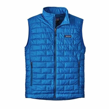 Patagonia M's Nano Puff Vest Andes Blue