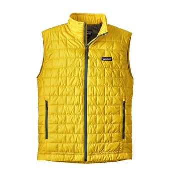 Patagonia M's Nano Puff Vest Chromatic Yellow
