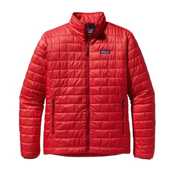 Patagonia M's Nano Puff Jacket French Red