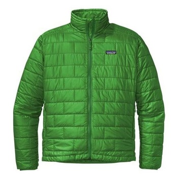Patagonia M's Nano Puff Jacket Dark Green