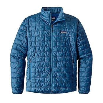 Patagonia M's Nano Puff Jacket Big Sur Blue