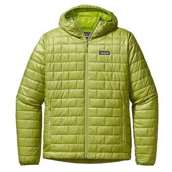 Patagonia M's Nano Puff Hoody Supply Green