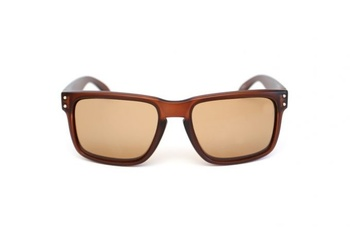 Fortis Bays Polarised Sunglasses Switch Brown
